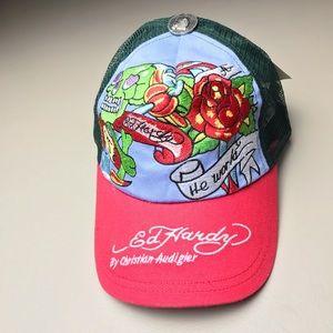 Ed Hardy Christian Audigier Hat